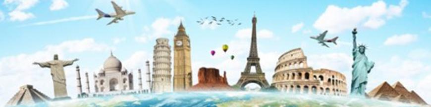 Häufig Décoration événementielle Tour du Monde : Location d'éléments de  OZ78