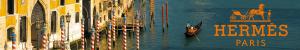 Décors Venise pour Hermès à Paris