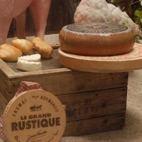 Caisse de fromages