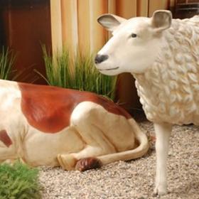 Mouton 90cm