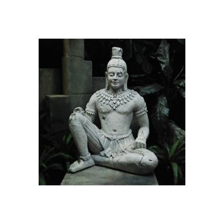 Bouddha en pierre 127cm