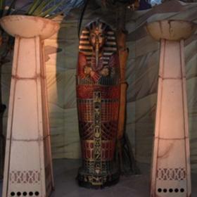 Sarcophage 190cm