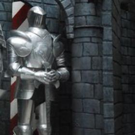 Armure de chevalier 182cm
