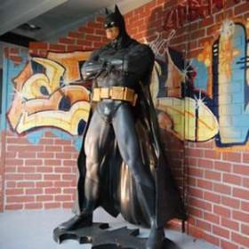 Personnage Batman 210cm