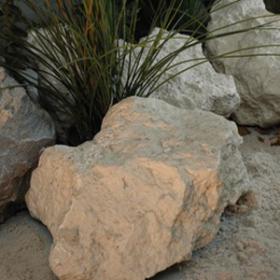 Rocher blanc 40cm