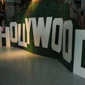 Lettres Hollywood 125cm