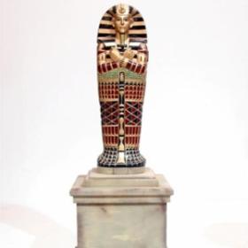 Statue Toutânkhamon 195cm