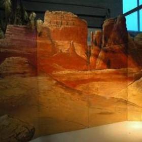 Panneau Grand Canyon 293cm