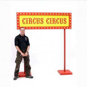 Panneau de cirque 228cm