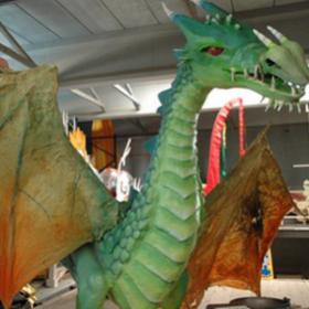 Dragon 170cm