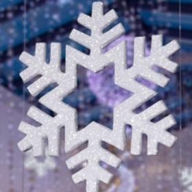 Flocon de neige 20cm