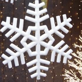 Flocon de neige 78cm