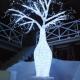 Arbre de glace lumineux 325cm