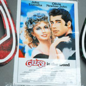 Affiche Grease 101cm
