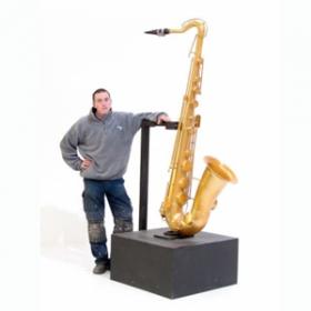 Saxophone 250cm