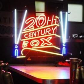"Néon ""20th Century Fox"""
