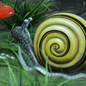 Escargot 38cm