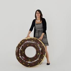 Donuts 90cm