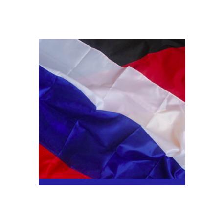 Drapeau Russie 155cm