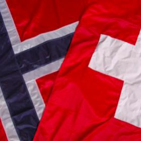 Drapeau Suisse 150cm
