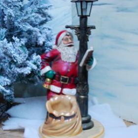 Père Noël 110cm