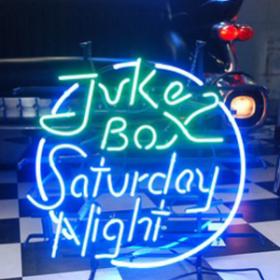 "Néon ""Jukebox"" 60cm"