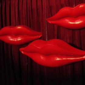 Lèvres 100cm