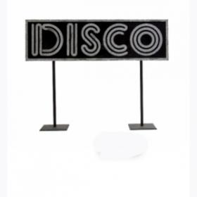 """Panneau """"Disco"""" 180cm"""