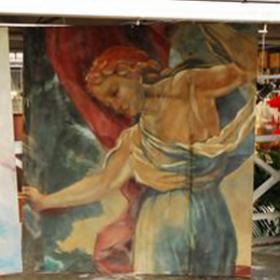 Peinture Aida 176cm