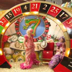 Arche roulette 258cm