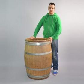 Baril en bois 97cm