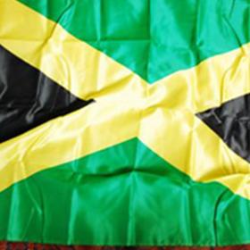 Drapeau Jamaïque 88cm