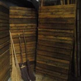 Panneaux en bois 100cm