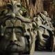 Masque Inca 160cm