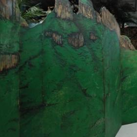 Panneau paysage 271cm