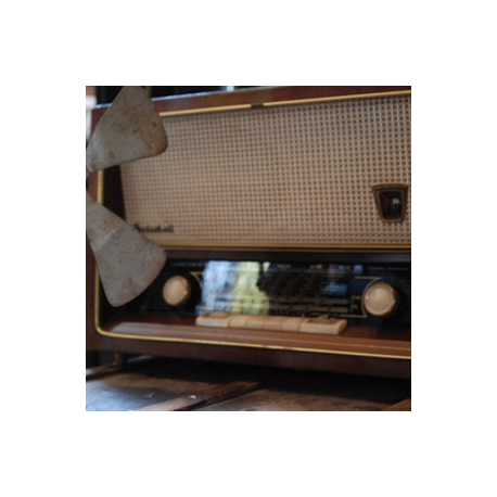 Radio rétro 35cm