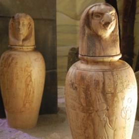 Vase canope 90cm