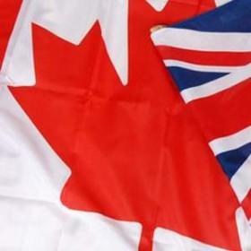 Drapeau Canada 92cm