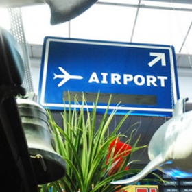 Panneau Airport 97cm