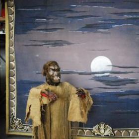 Loup-garou 180cm