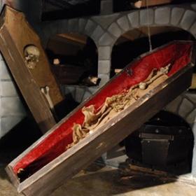 Cercueil en bois 200cm