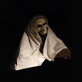 Fantôme crâne 80cm