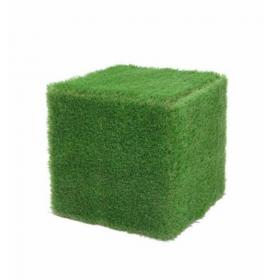 Cube pelouse