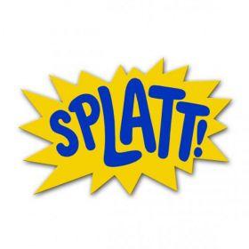 """Texte bande-dessinée """"SPLATT"""""""