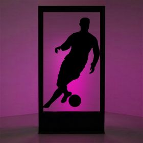 Panneau lumineux joueur de Foot 3