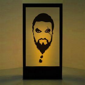 Panneau lumineux Khal Drogo