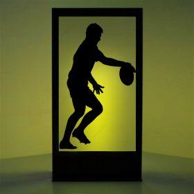 Panneau lumineux rugbyman 2
