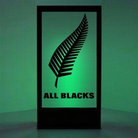 Panneau lumineux All Blacks