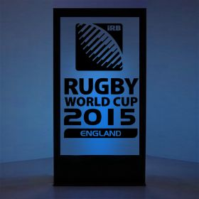 Panneau lumineux World cup rugby 2015