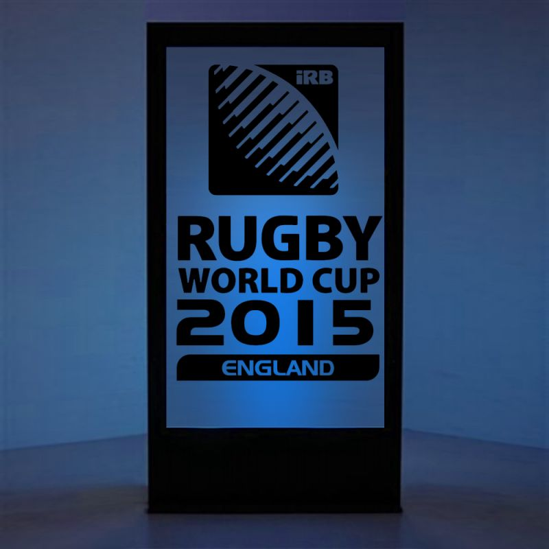 panneau lumineux world cup rugby 2015 200cm libdeco sp cialiste de la d coration v nementielle. Black Bedroom Furniture Sets. Home Design Ideas